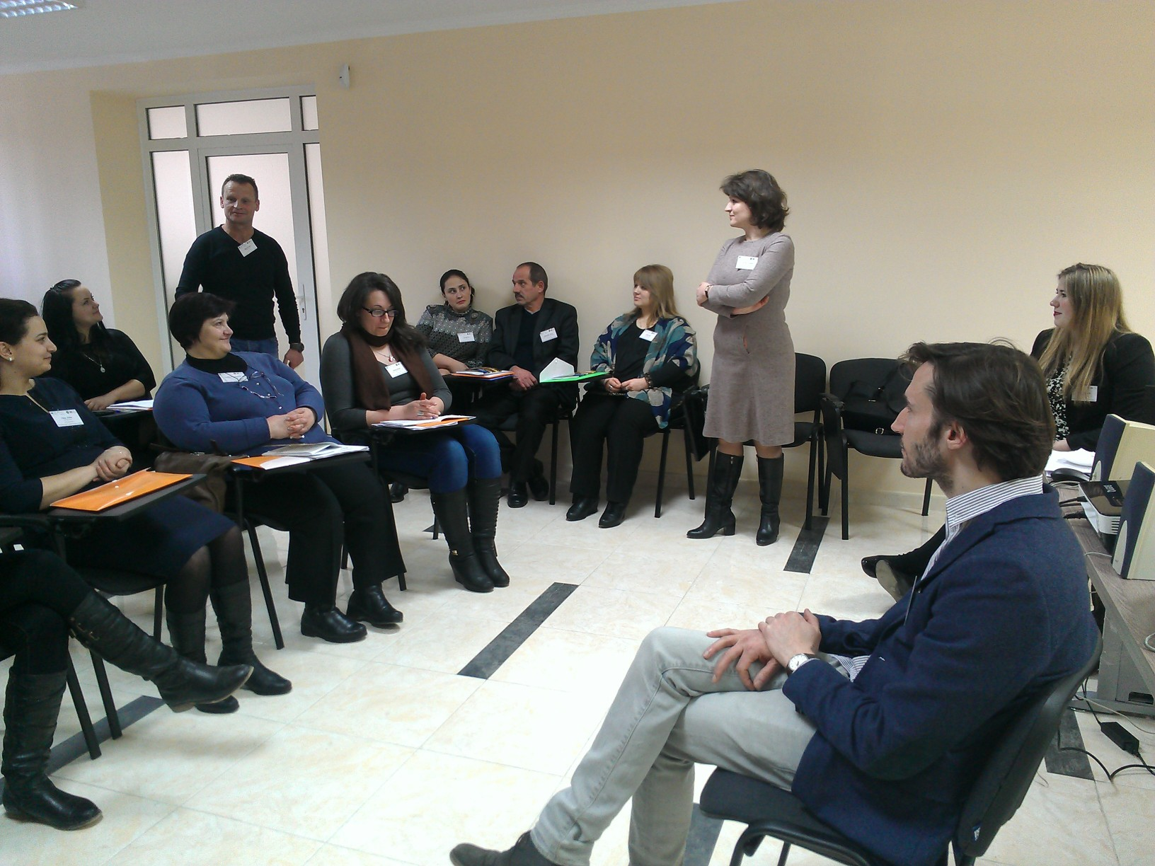 2015_02_11 Psihiatrii din patru raioane au inceput instruirea privind serviciile de sanatate mintala comunitara in Republica Moldov (2)