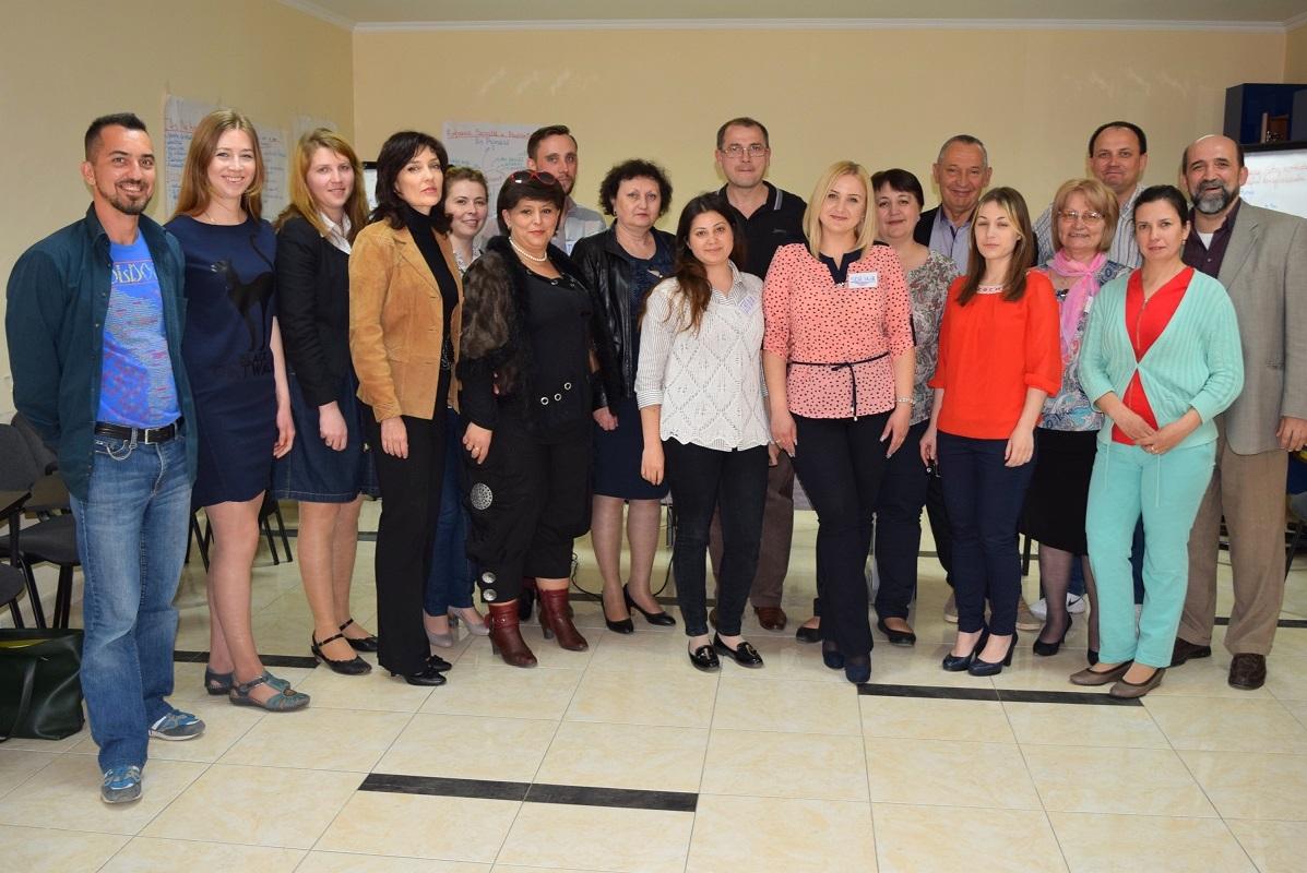 2016_05_23 Specialiștii în sănătate mintală din Republica Moldova, pregătiți să ofere asistență multidisciplinară la domiciliile beneficiarilor (1)
